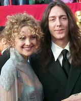 Actress Kate Hudson and singer Chris Robinson