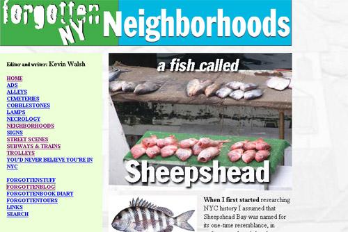 Forgotten NY--Sheepshead Bay
