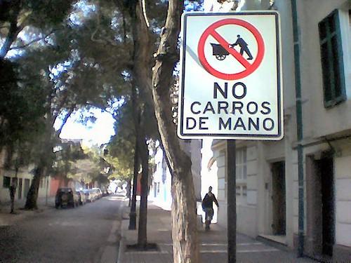 No_carros