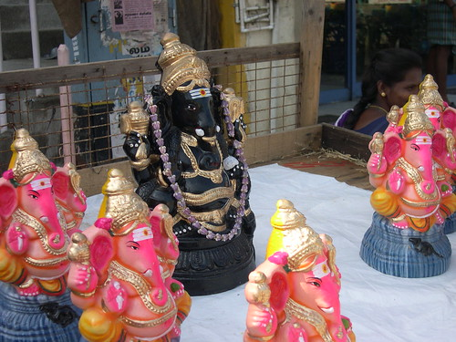 Pillayar(Ganesh, Vinayaka) Chathurthi