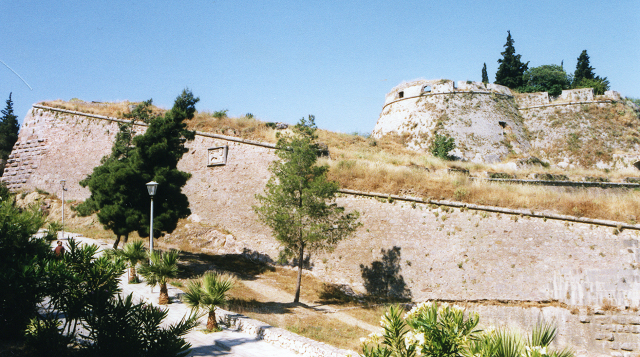 Castle at Nafplio