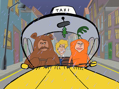 Taxi - by Brown Bag Films