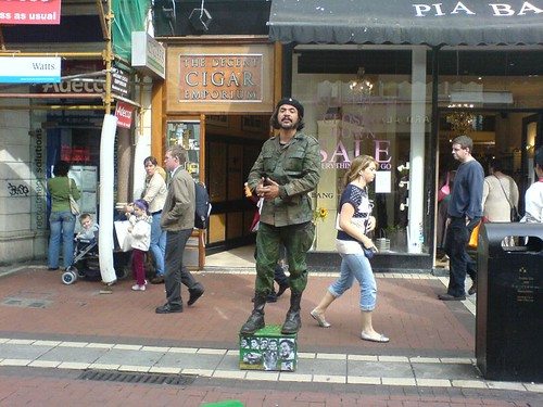 Che on Grafton Street