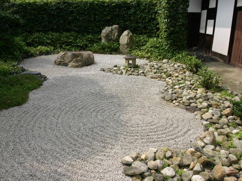 Foto pese l 39 ultimo samurai cronache di un viaggio in - Piccolo giardino giapponese ...