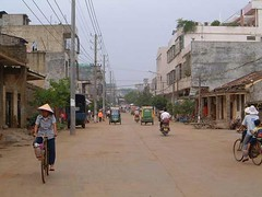 Dusty township, Hainan