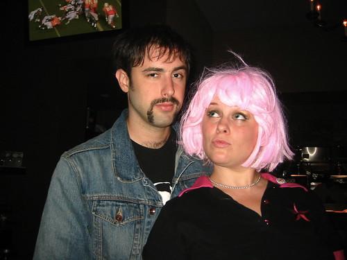 Earl & Pinky Tuscadero