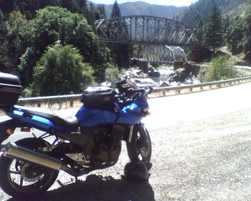 Bridges over the North Fork River, Hwy 70