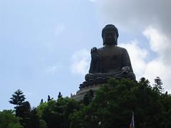 Budda in Lantau