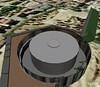 Palacio de Congresos, Badajoz, Google Earth