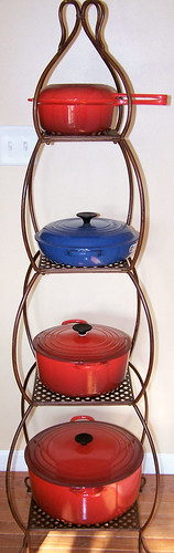 Le Creuset cookware collection