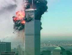Twin Towers 9-11-2001
