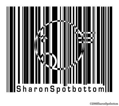 sharon barcode