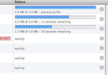 iTunes Simultaneous Download