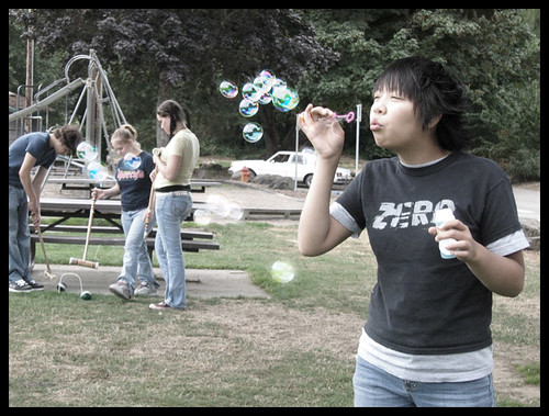 Magic Bubbles