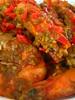 Pan Fried Spicy Prawns