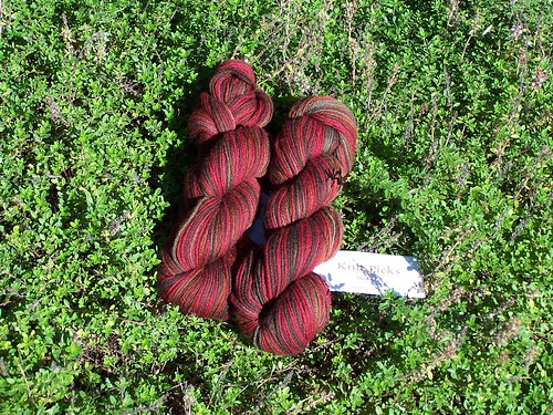 Redwood Forest yarn