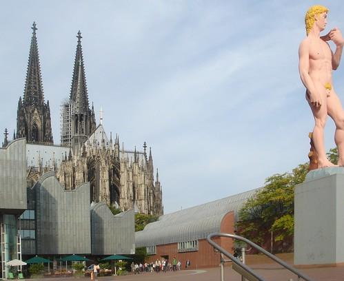 David in Köln