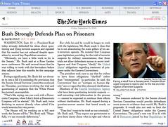 NY Times Reader