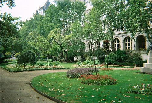 Gardens Near the River