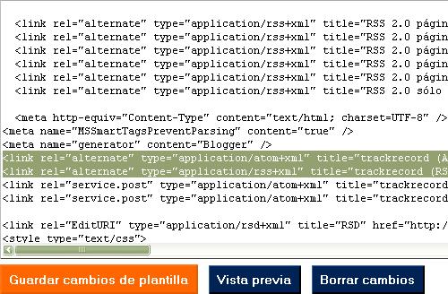 Como poner tu propio feed RSS en la barra de direcciones, captura 08