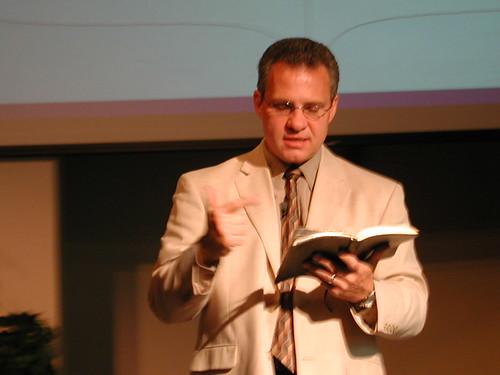 Pastor Bill Vincent