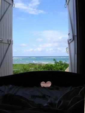 Vue de ma fenêtre - Guadeloupe