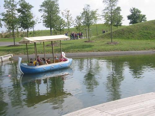Odysseus Boat