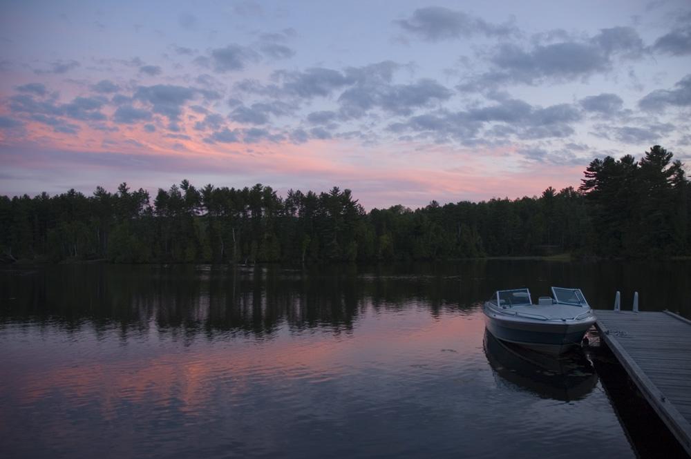 Madawaska Sunset