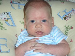 Matthew - 9 weeks.