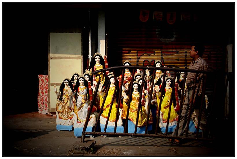 Kolkata : Durga