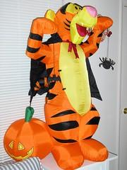 Halloween Tigger