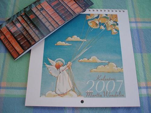 SNY kalenteri