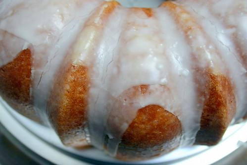 lemony-est lemon cake