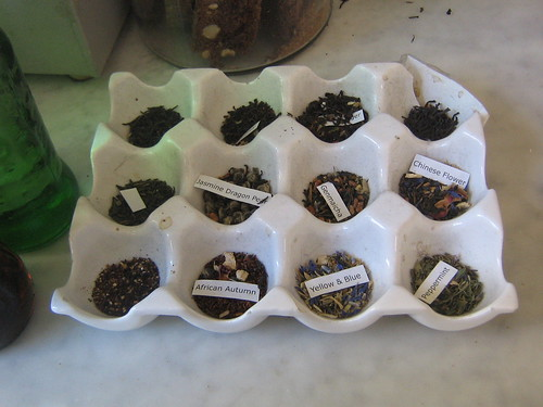 Tea Display, 88 Orchard Street