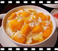 騷豆花的芒果豆花