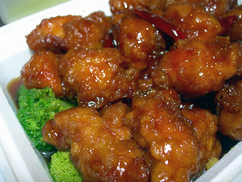 How do you make General Tso's Chicken like the chineese food ...