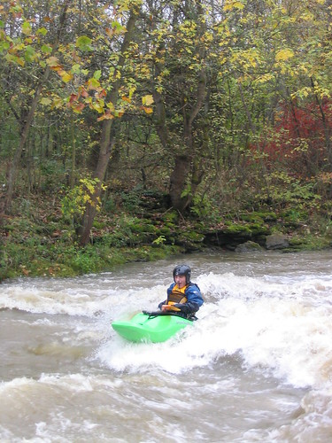 Fall and summer paddling 111