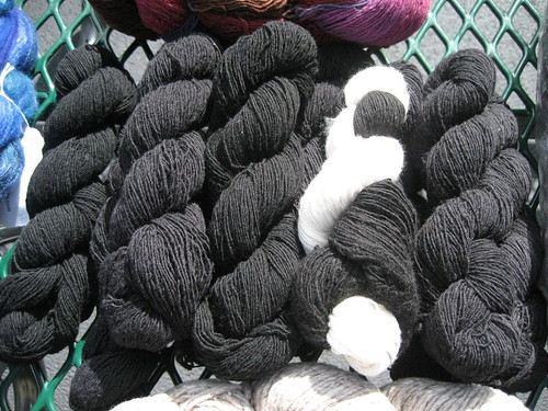 Morehouse Farm Merino lace