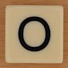 BANANAGRAMS Letter O