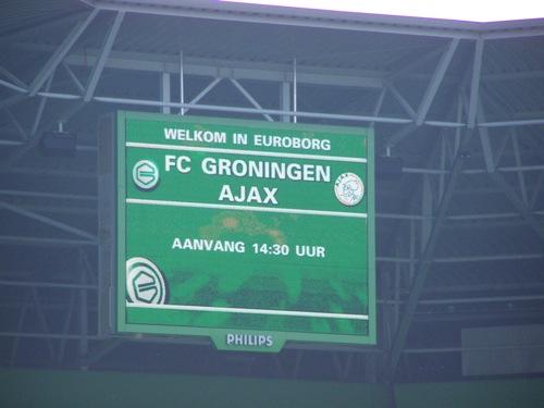 8225911427 fc3cc25c5a FC Groningen   Ajax (brand Euroborg), 13 april 2008