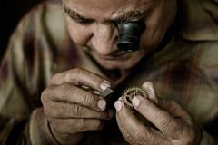 Watch Maker | Explored photo by Devesh Uba