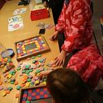Making their own mosaics<br/>17 Nov 2012