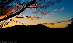 Scrabo Sunset photo by Z0L1TA