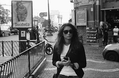 (Ray Ban Girl) photo by Robbie McIntosh