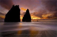 Rialto Beach photo by Dustin Penman