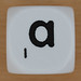 Spelling Dice Letter a