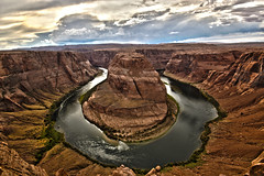 Horse Shoe Bend (HDR ) photo by Photo_Monster24