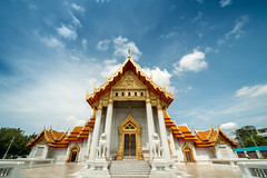 Wat Benchamabophit Dusitvanaram photo by Mixrinho Suphamongkol