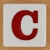 Appletters Letter C
