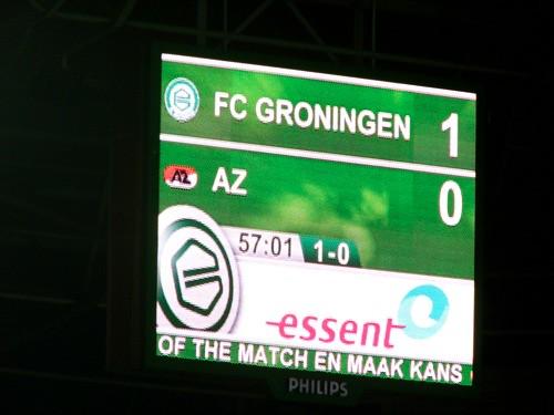 8195082315 a3ee07aa55 FC Groningen   AZ 1 1, 17 november 2012